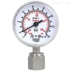 WIKA 230.15 波登管压力表