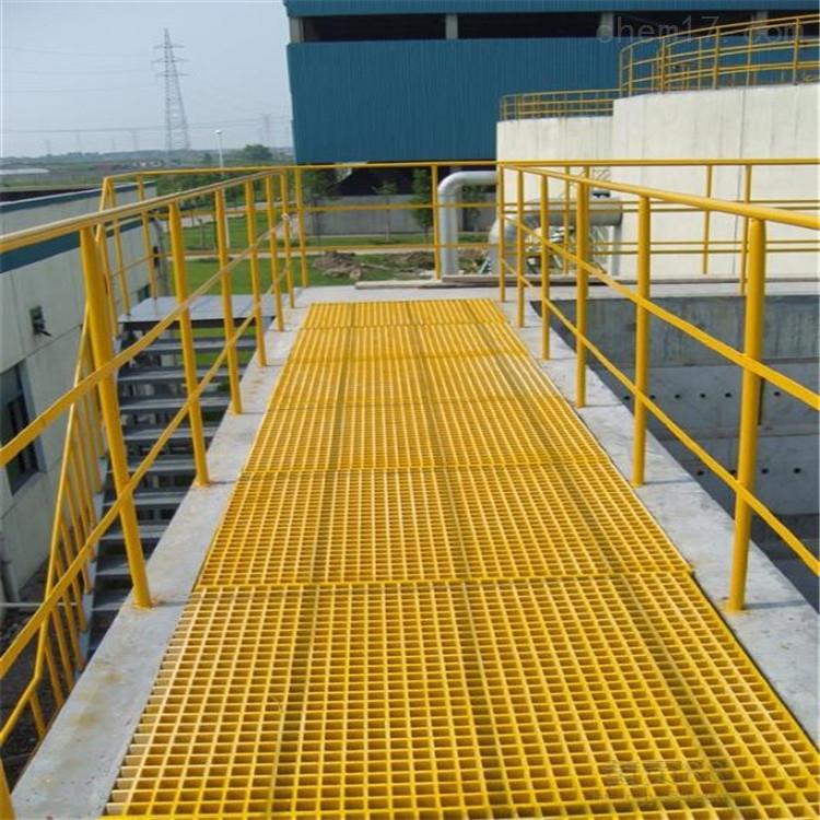 河北玻璃钢石油厂用格栅平台注意事项