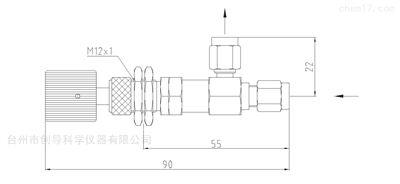TZF-2通用针形阀