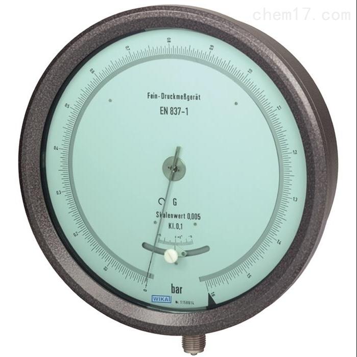 WIKA 342.11 检测仪表