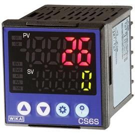CS6S, CS6H, CS6L威卡WIKA PID温度控制器