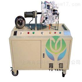 YUY-QC316自動變速器解剖演示運行臺(前驅)