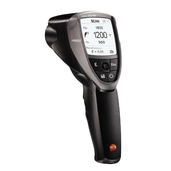 testo 835-T2 - 红外高温测温仪