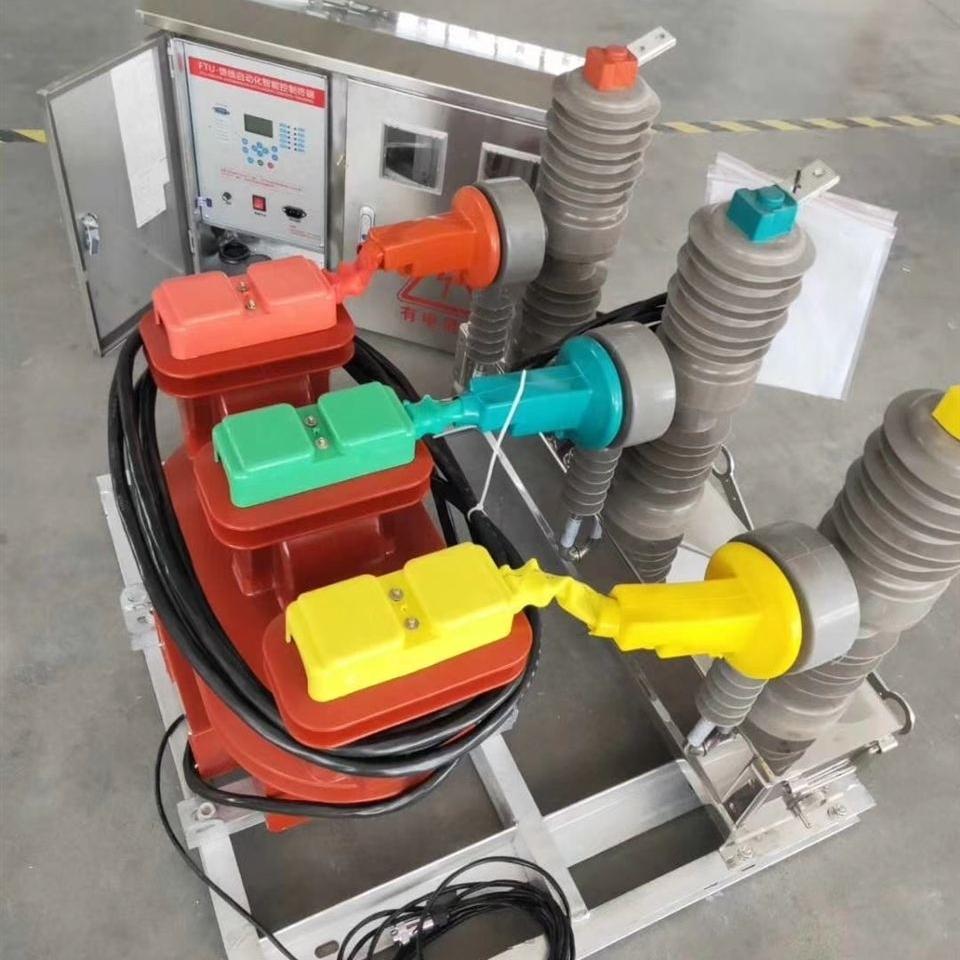 郑州户外10KV高压真空断路器ZW32-12系列