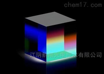 立方分光棱鏡(寬帶增透400~700nm)