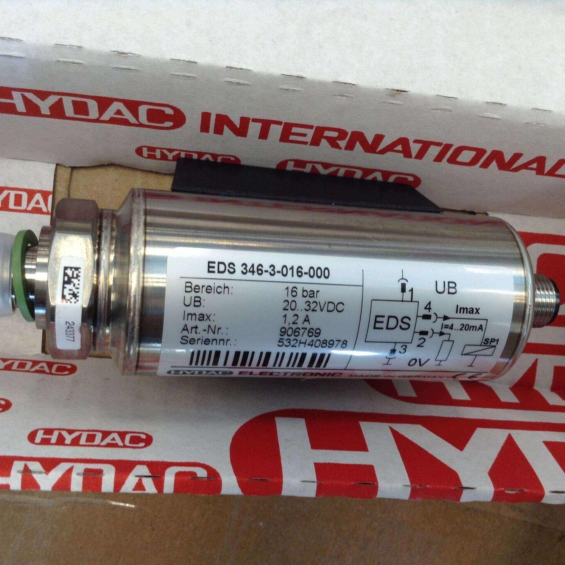 ETS 3800HYDAC賀德克溫度傳感器報價
