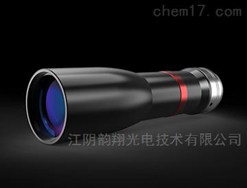緊湊型高倍率雙遠心鏡頭