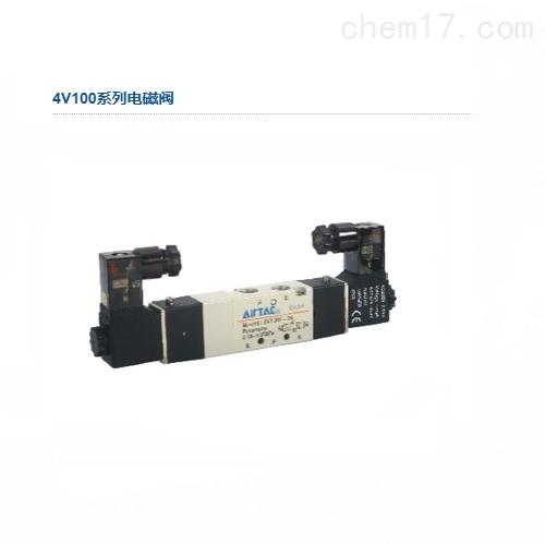 南京亚德客电磁阀4V130CM5B选型技巧