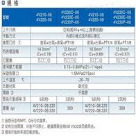 4M云阳县亚德客电磁阀产品简介