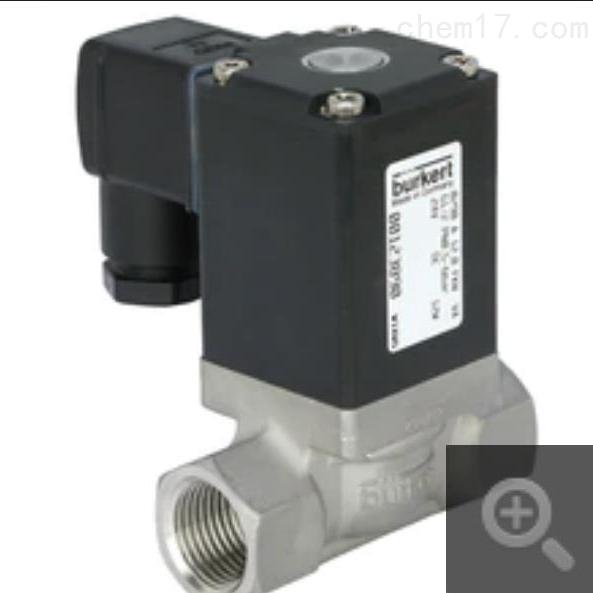 BURKERT0290 - 伺服控制式两位两通隔膜阀