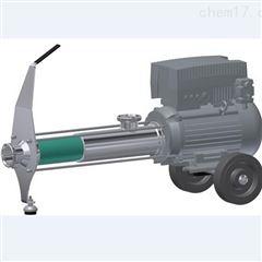 耐馳移動式飲料泵