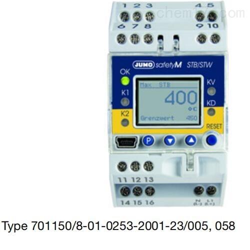 JUMO 温度传感器 温控器 701150