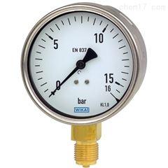 WIKA  212.20 波登管压力表