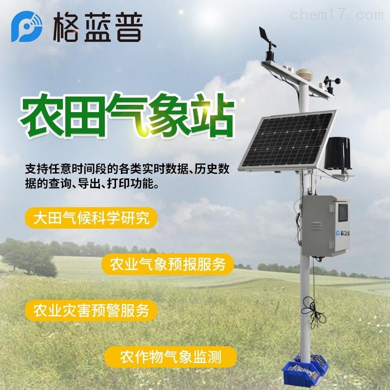 农林小气候监测系统