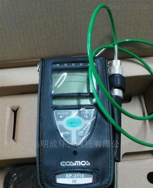现货供应日本新宇宙便携式氧气可燃气检测仪
