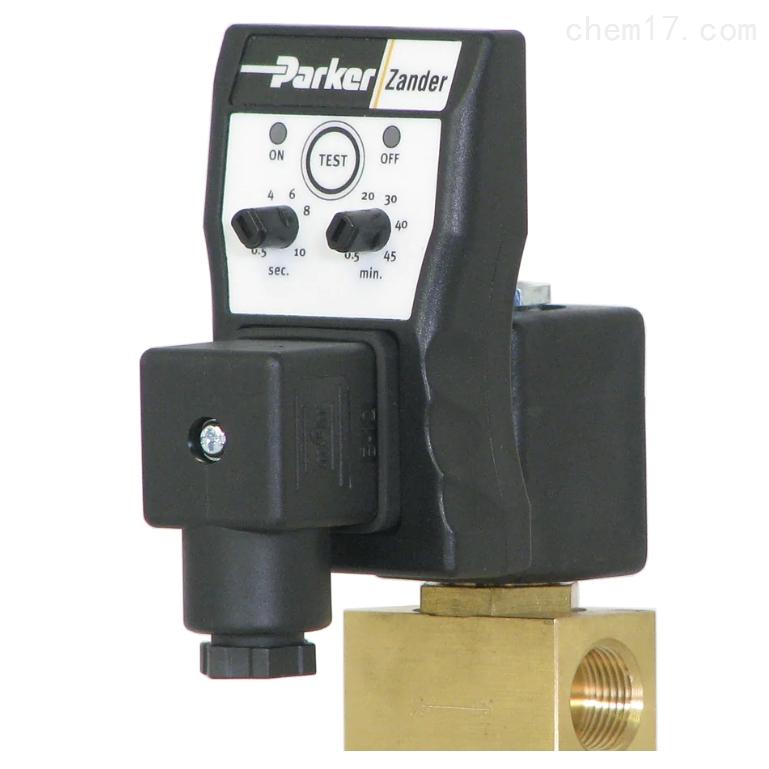 派克PARKER时间控制式冷凝液排放阀