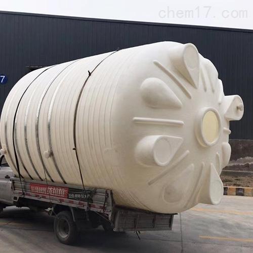 8吨减水剂储罐无焊缝