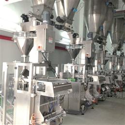 湖北十堰食品添加剂配料生产线设备