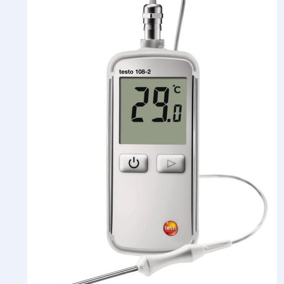 德图testo防水型食品温度仪