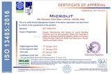 ISO13485 质量认证