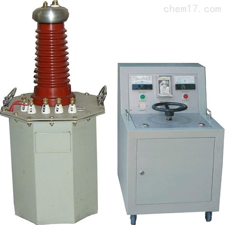 5KVA/50KV熔喷布静电驻极发生器