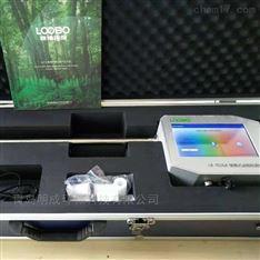 新款触摸屏便携式油烟检测仪