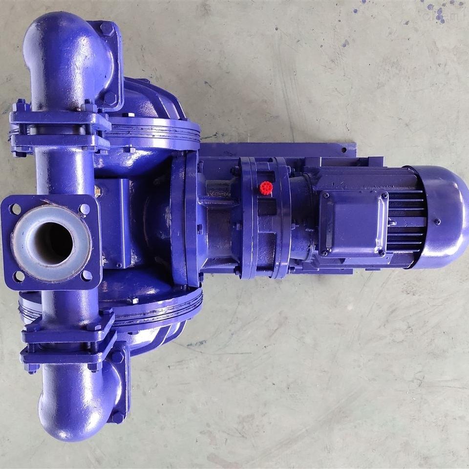 电动衬氟隔膜泵厂家直销