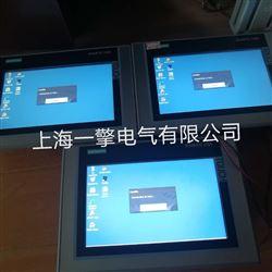 西门子精智面板TP700无法进入程序界面