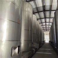 二手化工不锈钢储罐回收