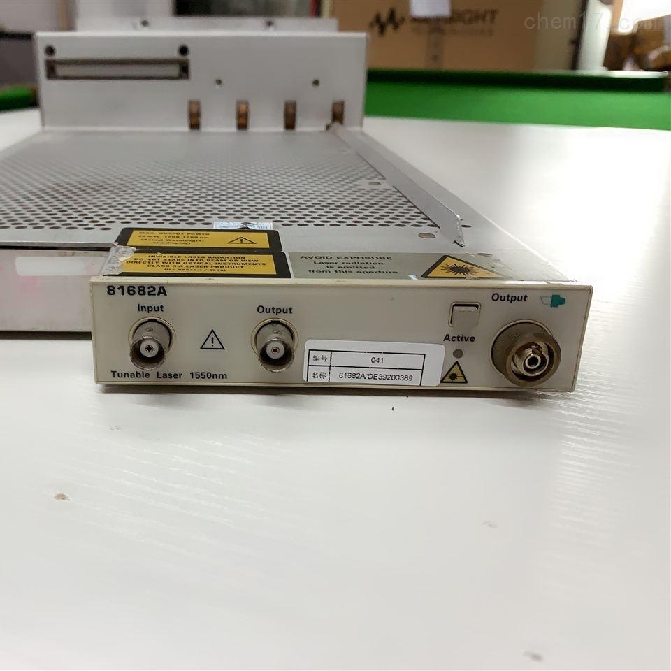 81682A安捷伦Agilent可调光源模块维修出售