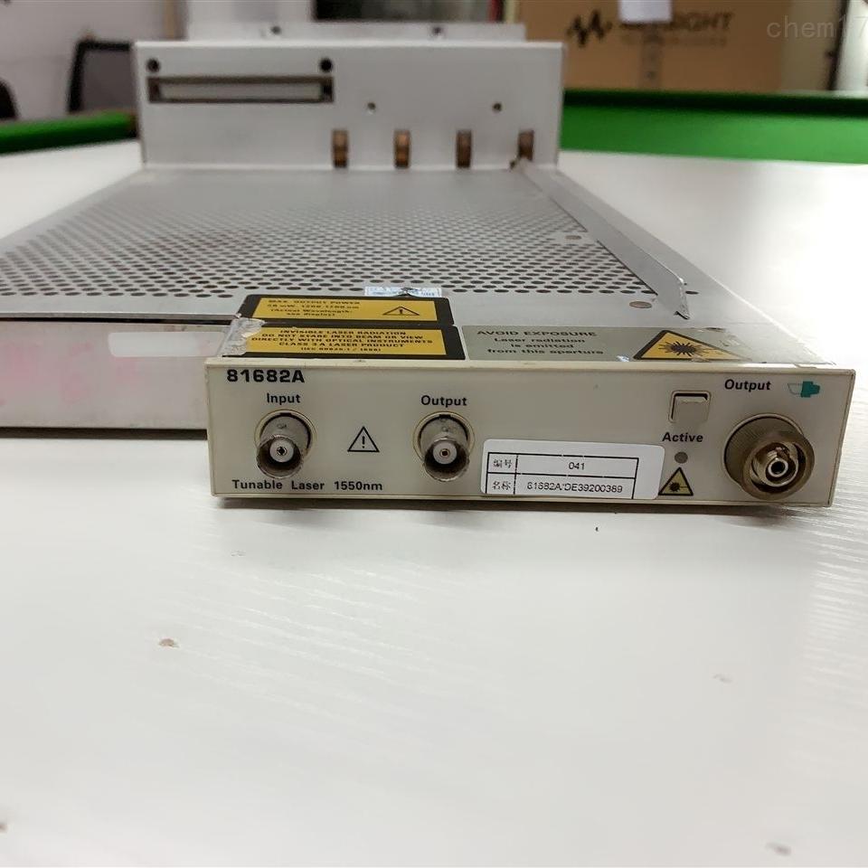 81682A可调激光器模块Agilent安捷伦售后