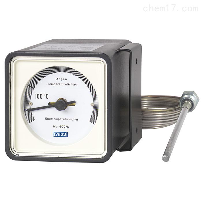 威卡WIKA气包式温度控制器
