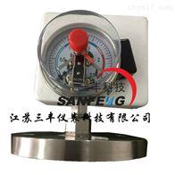磁助式電接點壓力表