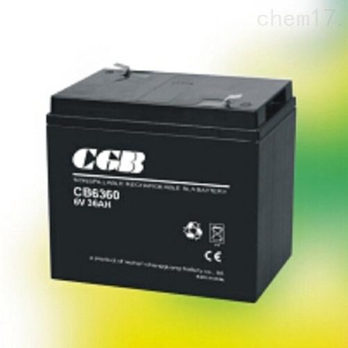 CGB长光蓄电池CB636全新报价