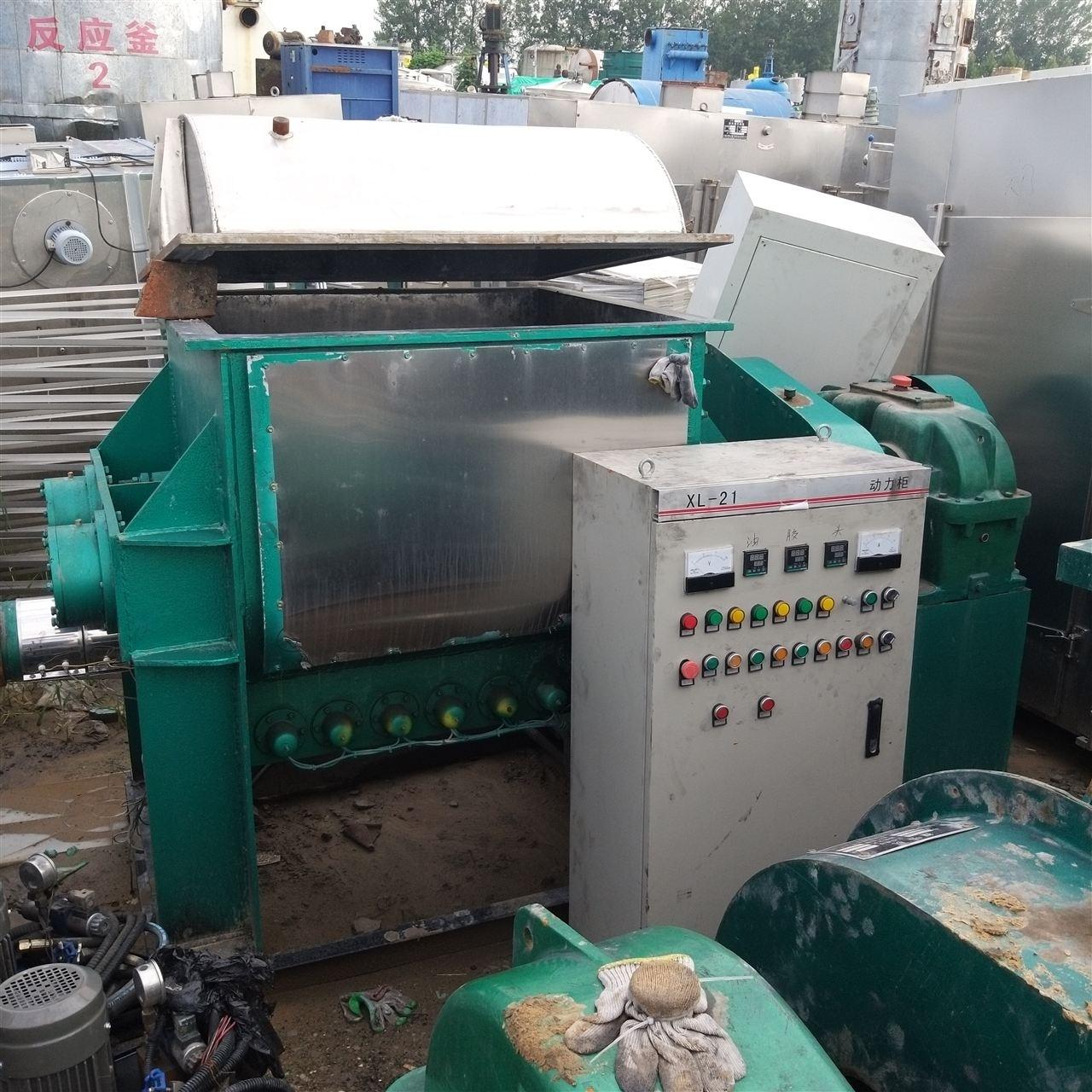 长期回收玻璃胶二手全自动捏合机
