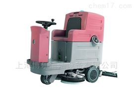 車庫汙垢灰塵清洗用洗地吸水機