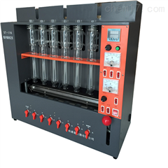 ST116粮油ST116粗纤维仪面粉饲料分析