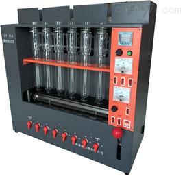 ST116粗纤维测定仪酸碱消煮法粮油食品检测