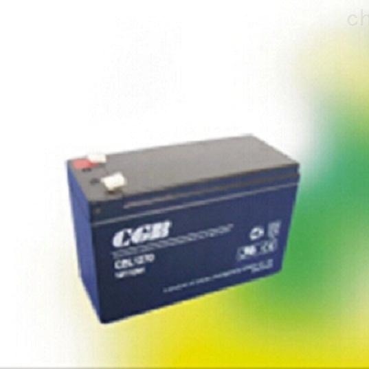 CGB长光蓄电池CBL1270区域销售