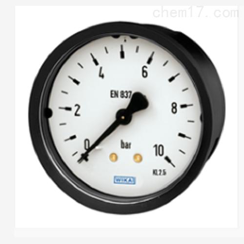 波登管压力表面板安装型111.16, 111.26