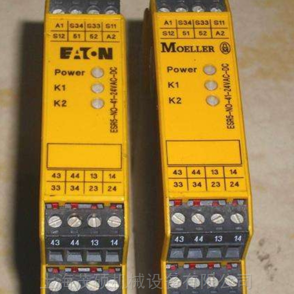 ESR5-NO-41德国穆勒安全继电器ESR5-NO-41大量现货