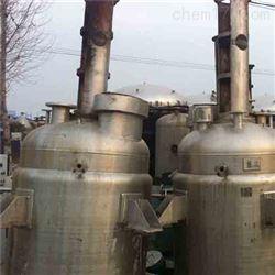 盛隆出售各种规格不锈钢反应釜低价处理