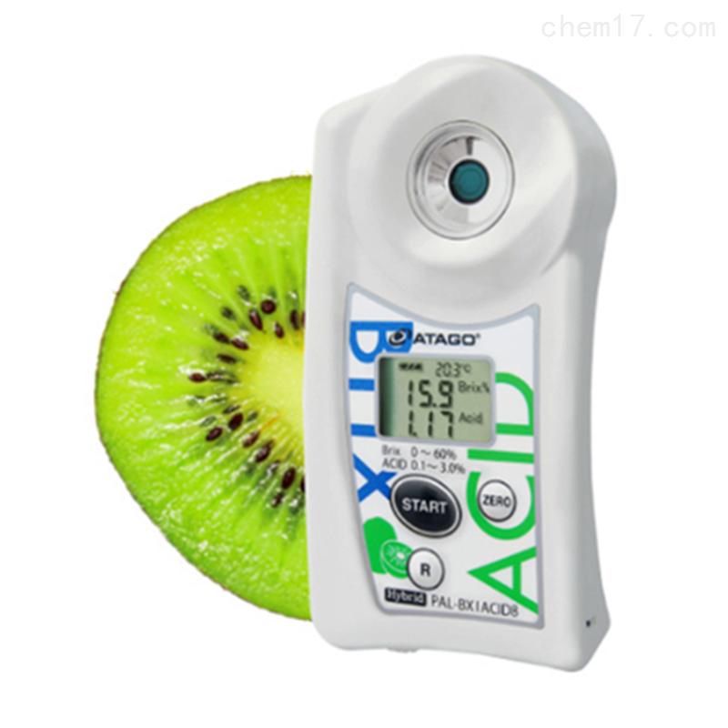 日本爱拓PAL-BX|ACID8奇异果糖酸一体机