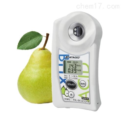 日本爱拓PAL-BX|ACID14雪梨糖酸一体机