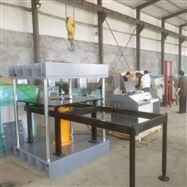 YAW100吨液晶数显井盖压力试验机厂家买一送一