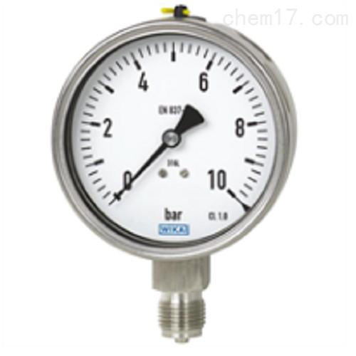 波登管压力表 标准型 232.50,233.50