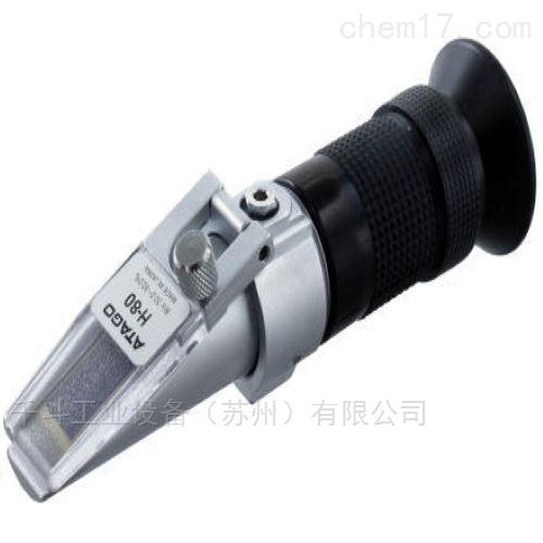 日本AYAGO爱宕耐热型手持折射仪