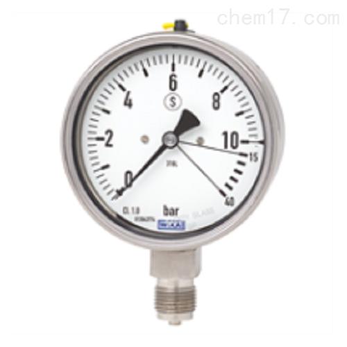 波登管压力表 安全型 232.36,233.36