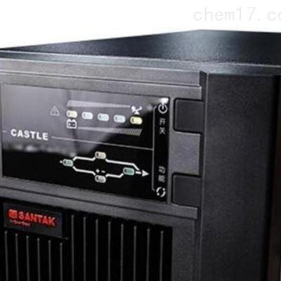 C6K/6KVA山特UPS不间断电源C6K/6KVA