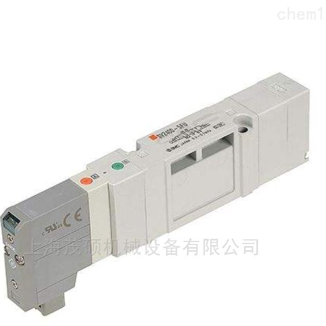 SV1100-5FU日本SMC电磁阀SV1100-5FU大量现货